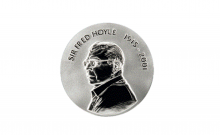Fred Hoyle Medal and Prize award to Gilles Chabrier